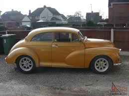 classic morris minor rod