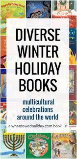 multicultural winter picture books