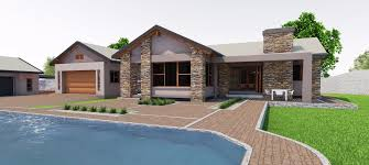 Plans For Houses Charming Architectural Plans For Houses In South Africa 4 House
