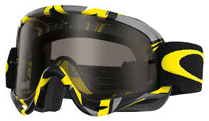 motocross helmet and goggles oakley o frame mx goggles cycle gear