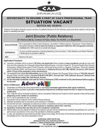 journalists jobs in pakistan airlines international job opportunities in civil aviation authority karachi pakistan for