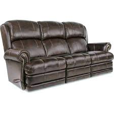 La Z Boy Reclining Sofa La Z Boy Leather Reclining Sofa Reviews Cross Jerseys