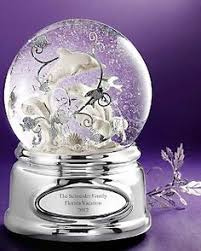 dolphin water globe click for many more snow globes dolphins