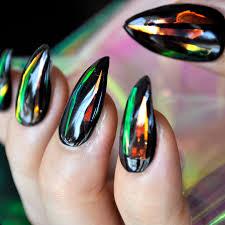 aliexpress com buy bling red light nail foils sticker uv gel
