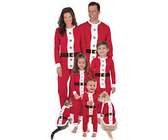 santa suit and pajamas for the whole family cool sh t i buy