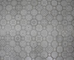 floors in the powder room seeking lavendar