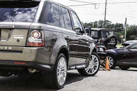 navy range rover sport 2011 land rover range rover sport hse lux stock 272396 for sale