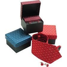 tie boxes tie cufflink box set