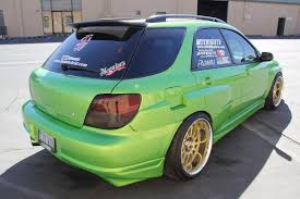 green subaru wrx subaru wrx wagon green photo shared by ram fans share images