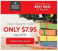 best at t deals black friday the 20 best black friday 2016 subscription box deals my