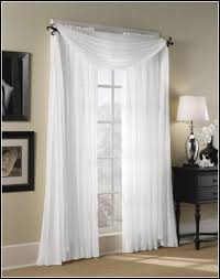 Country Ruffled Valances Interesting Priscilla Curtains With Attached Valance And Curtain