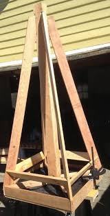 How To Build A Vertical Garden - how to build a vertical garden pyramid tower for your next diy
