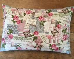 Cushions Shabby Chic by Etsy Your Place To Buy And Sell All Things Handmade
