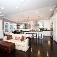 Kitchen And Family Room Ideas Great Room Kitchen Dining Room Family Room Combo Maybe