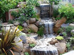 wonderful backyard waterfalls u2014 interior exterior homie backyard