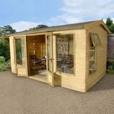 Garden Shed Summer House - wooden summer houses uk buy sheds direct