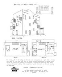 Residential House Floor Plan The Lakeview Residential Steel House Plans Manufactured Homes