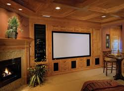 Media Room Plans - home plans with a media room or home theater house plans and more