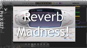 synthesizing reverb in logic pro x u0027s space designer youtube