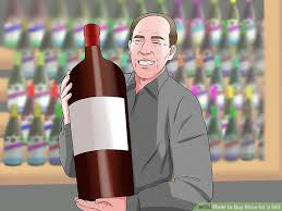 Good Wine For Gift How To Buy Wine For A Gift 14 Steps With Pictures Wikihow