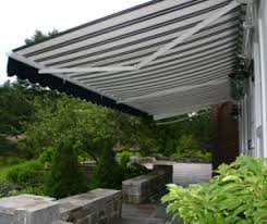Roof Mounted Retractable Awning Ct Retractable Awnings Awnings Of Eastern Connecticut