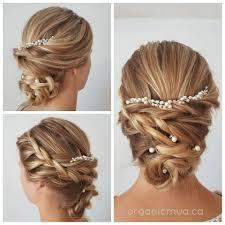 hair jewelry thin pearl hair vine with 5 simple pearl hair pins