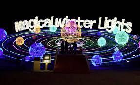 magic winter lights dallas el espectáculo magical winter lights debuta esta semana en el
