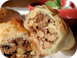 cuisine libanaise facile feuilletés libanais au tofu tours et tartines