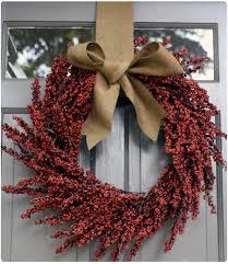 berry wreath retail replicate fall berry wreath