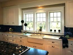 kitchen sink window ideas kitchen sink curtains image for window treatment ideas for