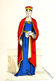 medieval clothing in france 11th to 13th c costume history