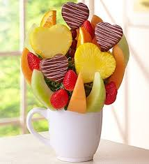 fruit bouquets sweet pineapple treat by fruit bouquets in mount vernon ny