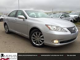 used lexus es 350 pre owned silver 2011 lexus es 350 touring edition review