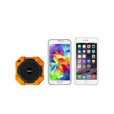 Rugged Outdoor by Jarv X96 Rugged Indoor Outdoor 5 Watt Bluetooth Portable Speaker