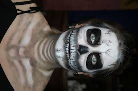 al gore halloween mask sugar skulls u0026 halloween archives the magic brush