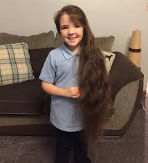 lincoln schoolgirl to cut off 10 year rapunzel locks for charity