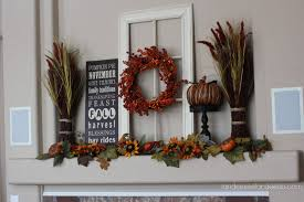 thanksgiving mantel fall mantel landeelu com