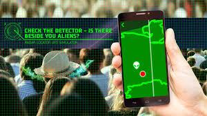 radar locator ufo simulator android apps on google play