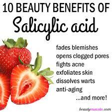 salicylic acid shoo for african american hair 10 beauty benefits of salicylic acid for skin beautymunsta