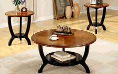 round coffee table and end tables coffee tables ideas top round coffee and end table sets coffee