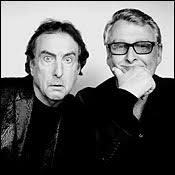 mike nichols and eric idle bring monty python to broadway in spamalot