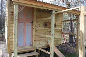the best little hen house in texas our new coop and run