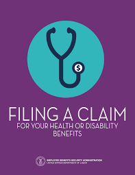 Disability Appeal Letter Filing A Claim For Your Health Or Disability Benefits United