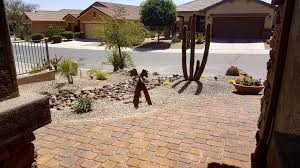 Front Yard Landscape Design by Yard Revamp Remodel Arizona Living Landscape
