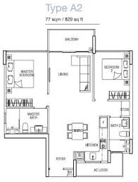 the rivervale condo floor plan esparina residences ec hdb condominium property news reviews