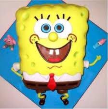 spongebob squarepants cake decorations spongebob squarepants