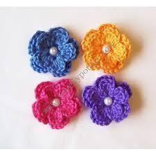 Tiny Flower Crochet Pattern - crochet small flower flower inspiration