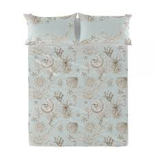 bed sheet coral reef happy friday