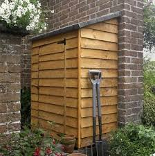 Patio Tools Small Storage Shed Outdoor Wooden Patio Tools Store Box Garden
