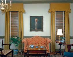 historic home interiors curtains window treatments for historic homes georgian interiors